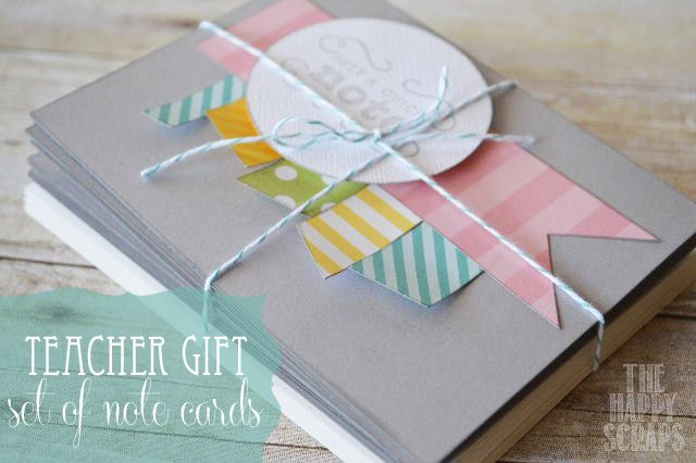 15 Back To School Teacher Gifts to send with your kids the first week of school!! { lilluna.com }