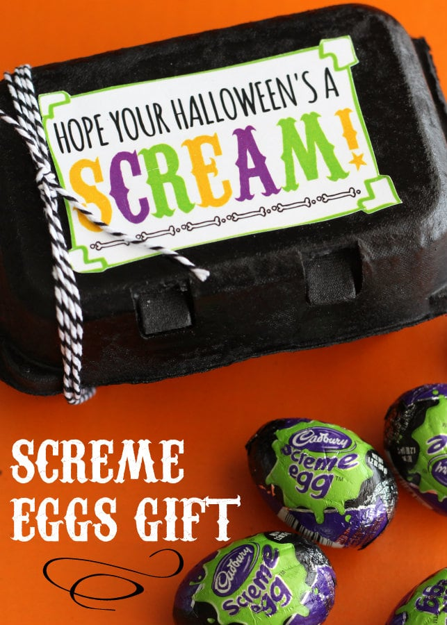 25+ Halloween Gift Ideas for neighbors and friends!! { lilluna.com } Cute and easy to put together ideas!!