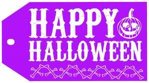 Halloween-HappyHalloweenTagPURPLE