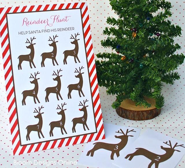 40+ Christmas Printables - FREE Christmas Printables to use for decor and gifts!! { lilluna.com }