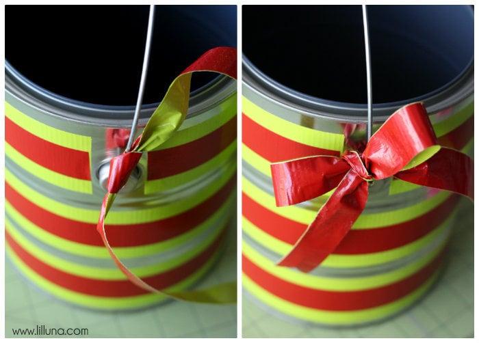 Super Cute Gift Idea perfect for the friend or family members who loves DIY! { lilluna.com }
