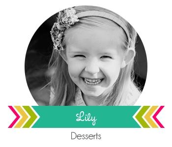 Lily - Desserts