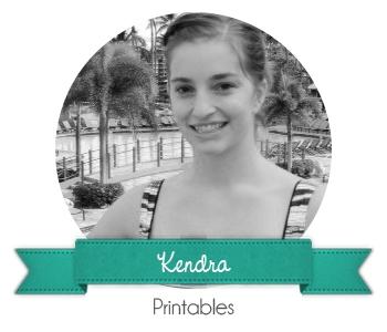 Kendra - Printables1