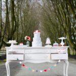 Beautiful Sweet Shoppe Photo Shoot and Dessert Table { lilluna.com }