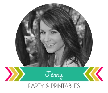 Jenny - Party&Printables Contributor