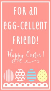 Egg-Cellent Friend-PINK Print