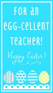 Egg-Cellent Teacher-BLUE Print