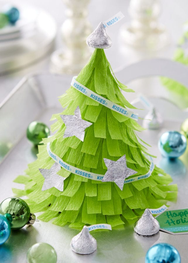 Mini Christmas Tree Pinatas - Cute!! { lilluna.com }