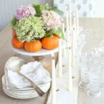 Easy Rustic DIY Candle Holder- Perfect for the holidays! Get the simple tutorial on { lilluna.com }