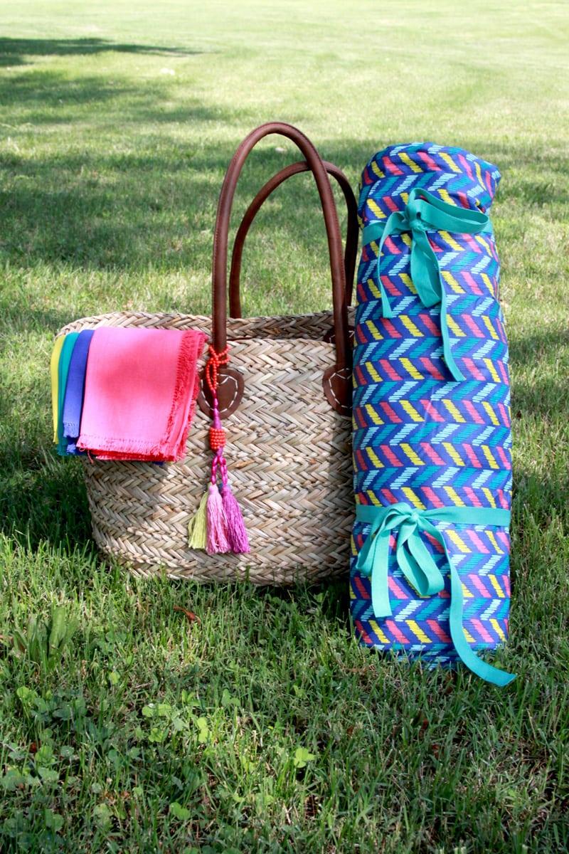 DIY-Picnic-Blanket