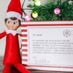Elf on the Shelf Letter
