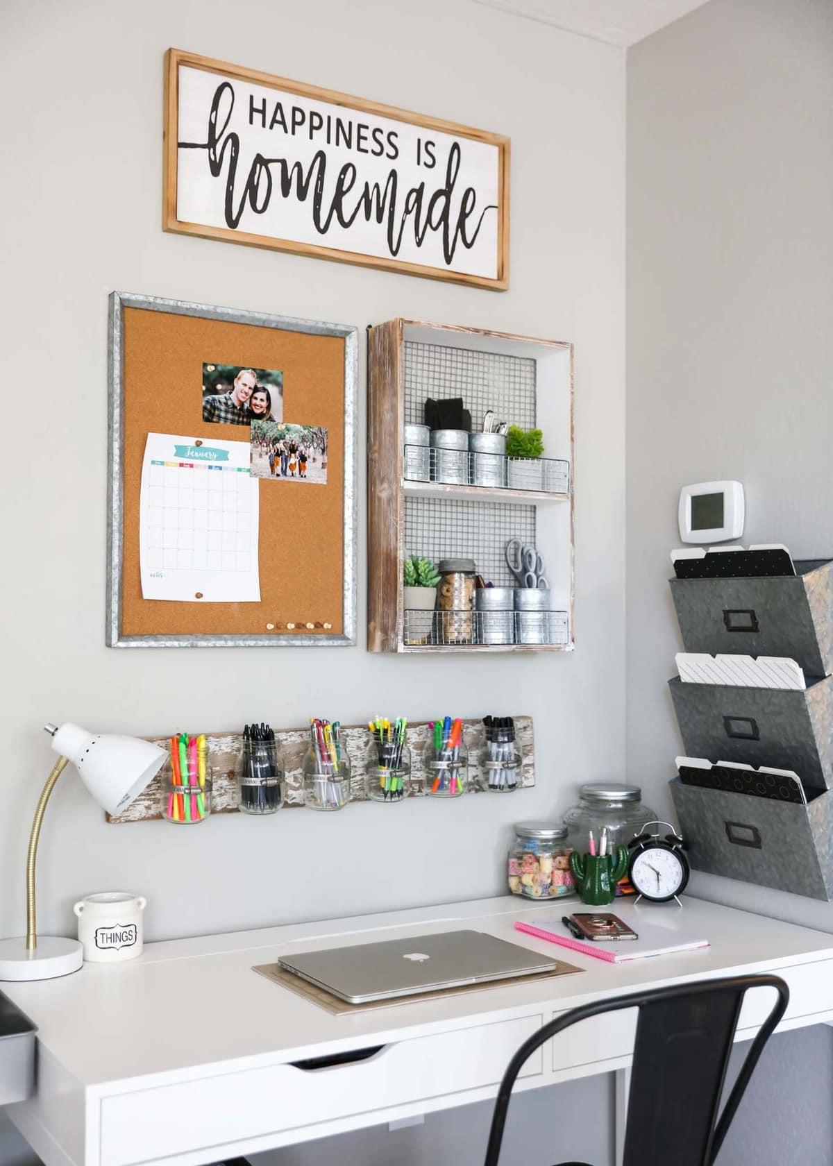 Office Organization Let S Diy It All With Kritsyn Merkley
