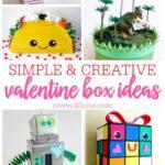 Creative Valentine Boxes