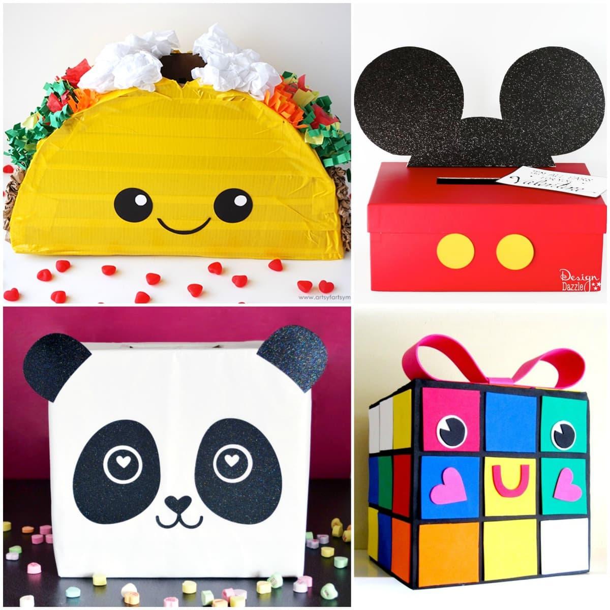 Valentine Day Box Ideas